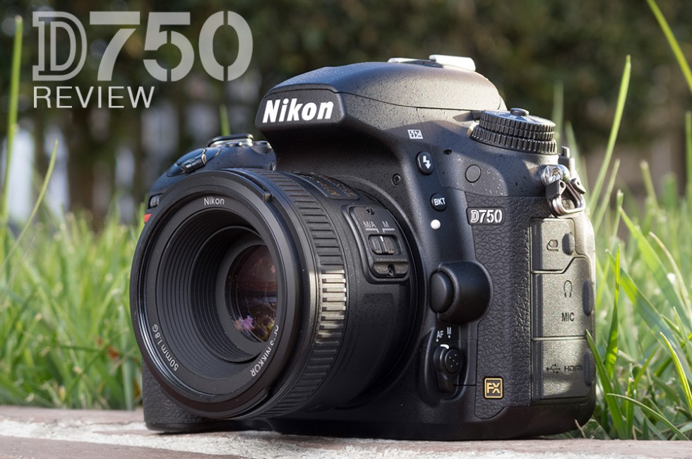 Nikon D750 patiently awaits review